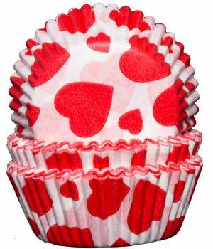 Valentines Cupcake Cases
