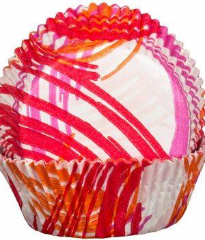 Andorra Red Cupcake Cases
