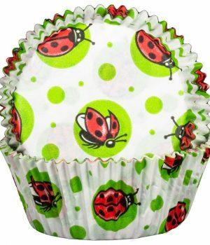 Lady Bird Cupcake Cases