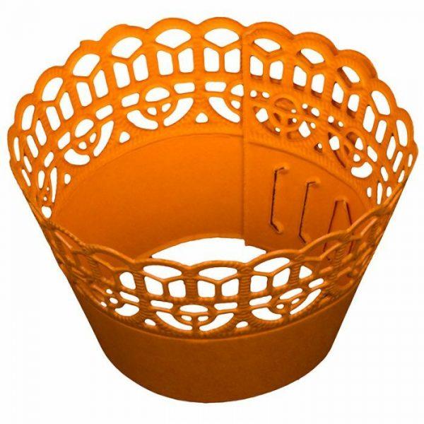Orange Muffin Wraps